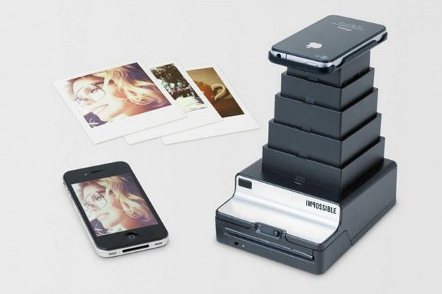 THE IMPOSSIBLE PROJECT – Impossible Instant Lab|