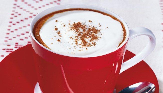 Minttusuklaakahvi
