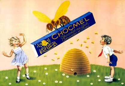 French chocolate ad for Kohler