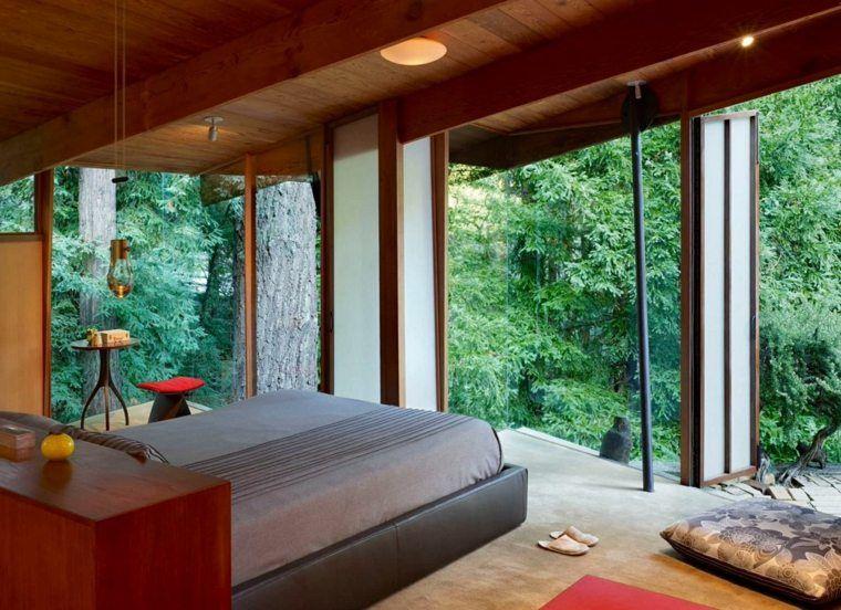 Chambre déco zen  50 idées pour une ambiance relax Bedrooms