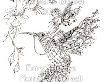 Intricate Fairy Coloring Pages | ... Coloring Sheet Fairies ...