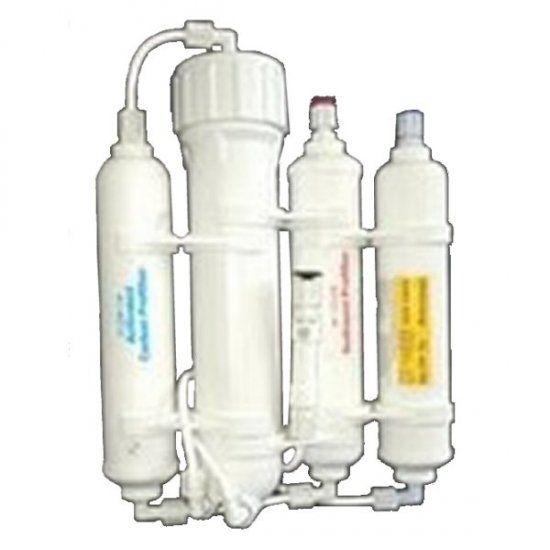 83.90EUR Aquili Kit osmosi inversa RO Classic con filtro per NO3 PO4 SiO2