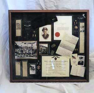 i want to make a shadow box in memory of my father this year home pinterest military. Black Bedroom Furniture Sets. Home Design Ideas
