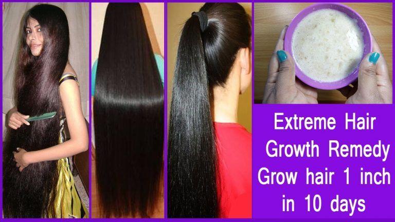 How To Grow Your Hair OVERNIGHT! Long Hair Growth Tips