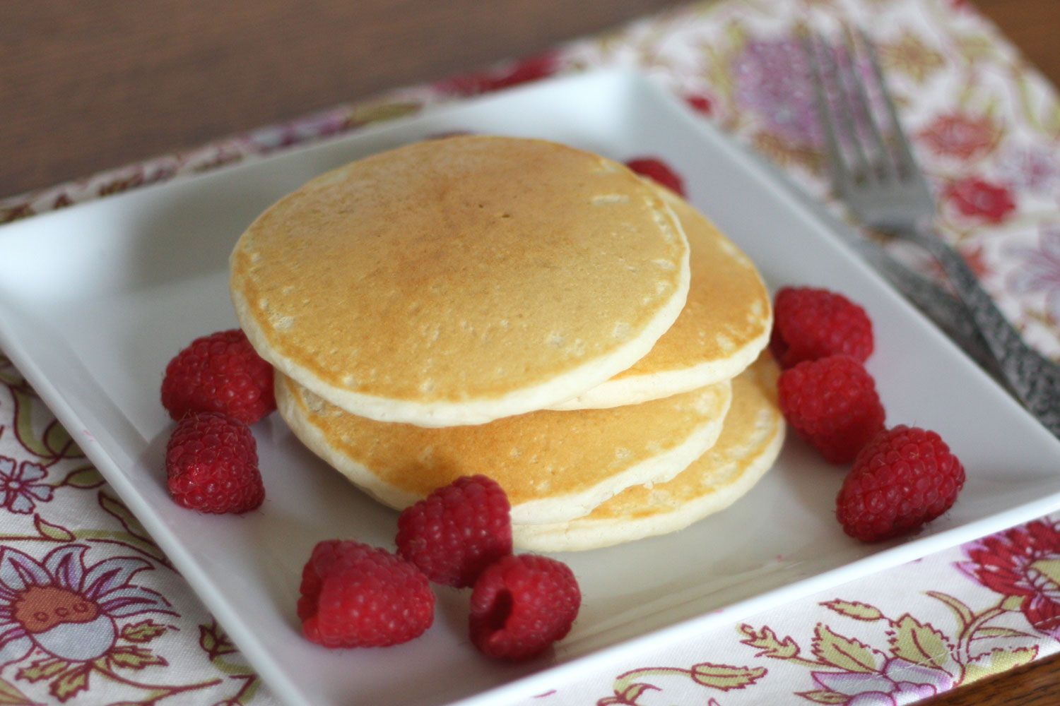 Light and fluffy gluten free pancakes get the recipe at light and fluffy gluten free pancakes get the recipe at barefeetinthekitchen 3 milk free pancake recipeeasy ccuart Image collections