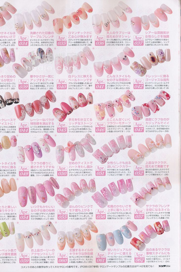 Professional RIUDA 10PCS Cuticle Brushes | Nails magazine, Japanese ...