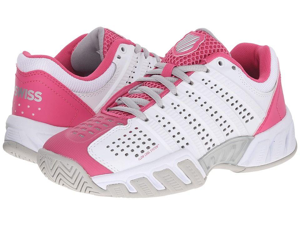 girls pink k-swiss shoes