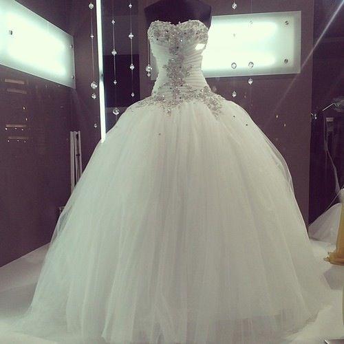 Princess Glitter Weddingdress Wedding Dresses Wedding Dresses 2014 2015 Wedding Dresses