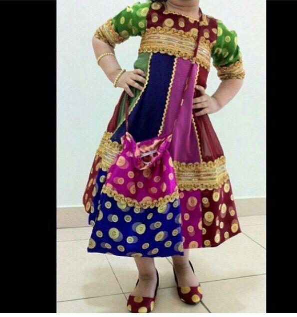ملابس قرقاعون Girls Dresses Kids Dresses Girl Fashion