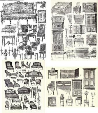 Furniture Styles Examples