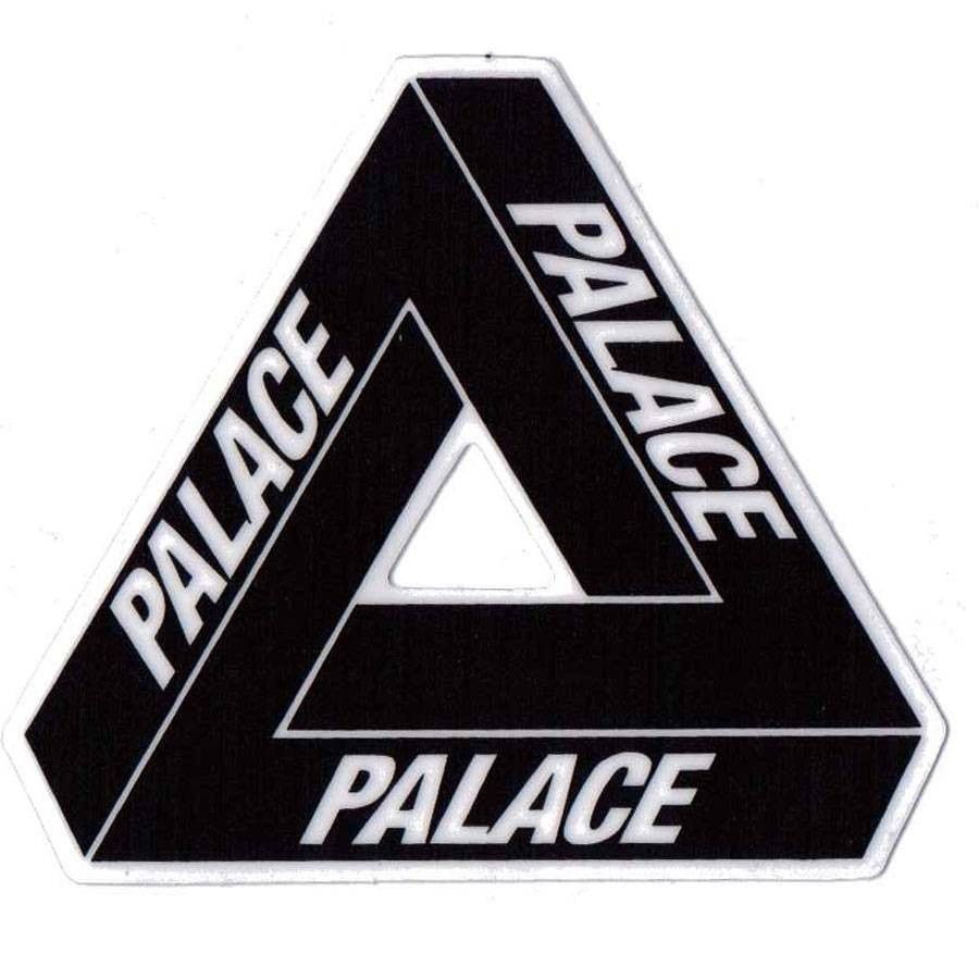 Put A Palace Sticker On Your Car Or Laptop For Sicker Aesthetic