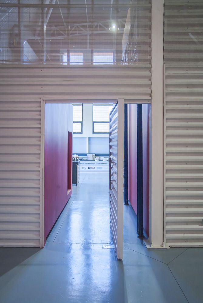 Galería de Edificio corporativo Comercial Sinsef / The Standard - 15