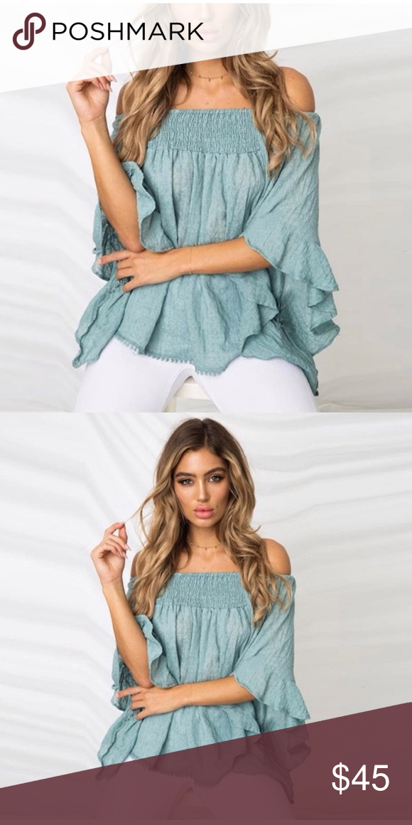 d3c99adea285a The Delilah Off Shoulder Blouse The Delilah off shoulder blouse Gorgeous  Breathtaking anniversary birthday date night gift idea cute girly party  womens ...