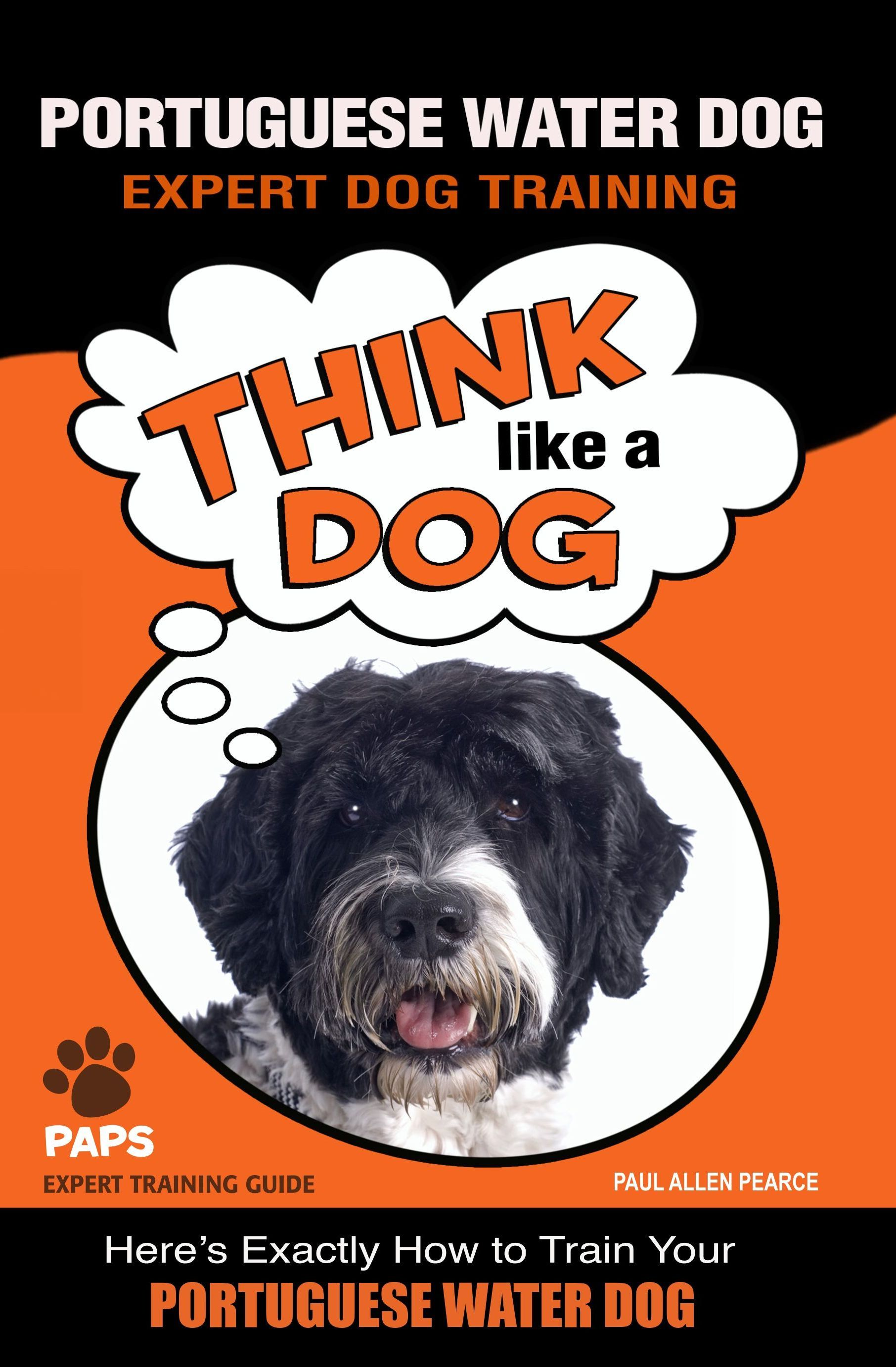 Learn How To Train Portuguese Water Dogs Portuguese Water Dog