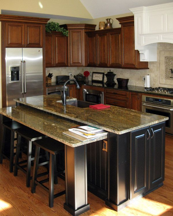 Success Stories: Beautiful custom wheel chair accessible cabinets ...
