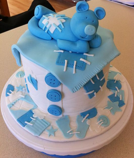 Mouthwatering Cakes To Celebrate The Birth Of A New Baby