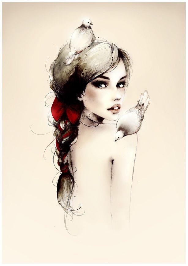 ♪ Arte de Joanne Young