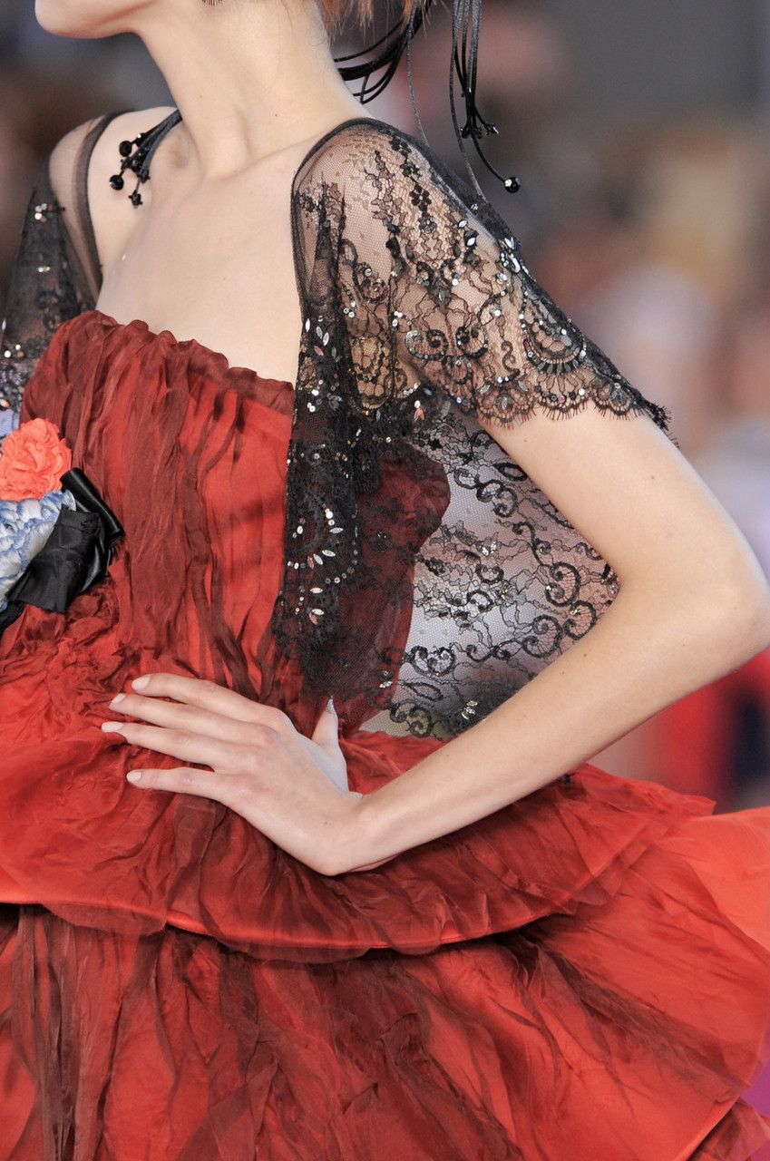 christian lacroix, f/w 2008 couture