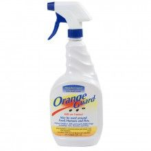 Use Pestrol's Orange Guard when you want a citrus approach to dealing with crawling and flying insects around your home. Another safe pest control product from Pestrol