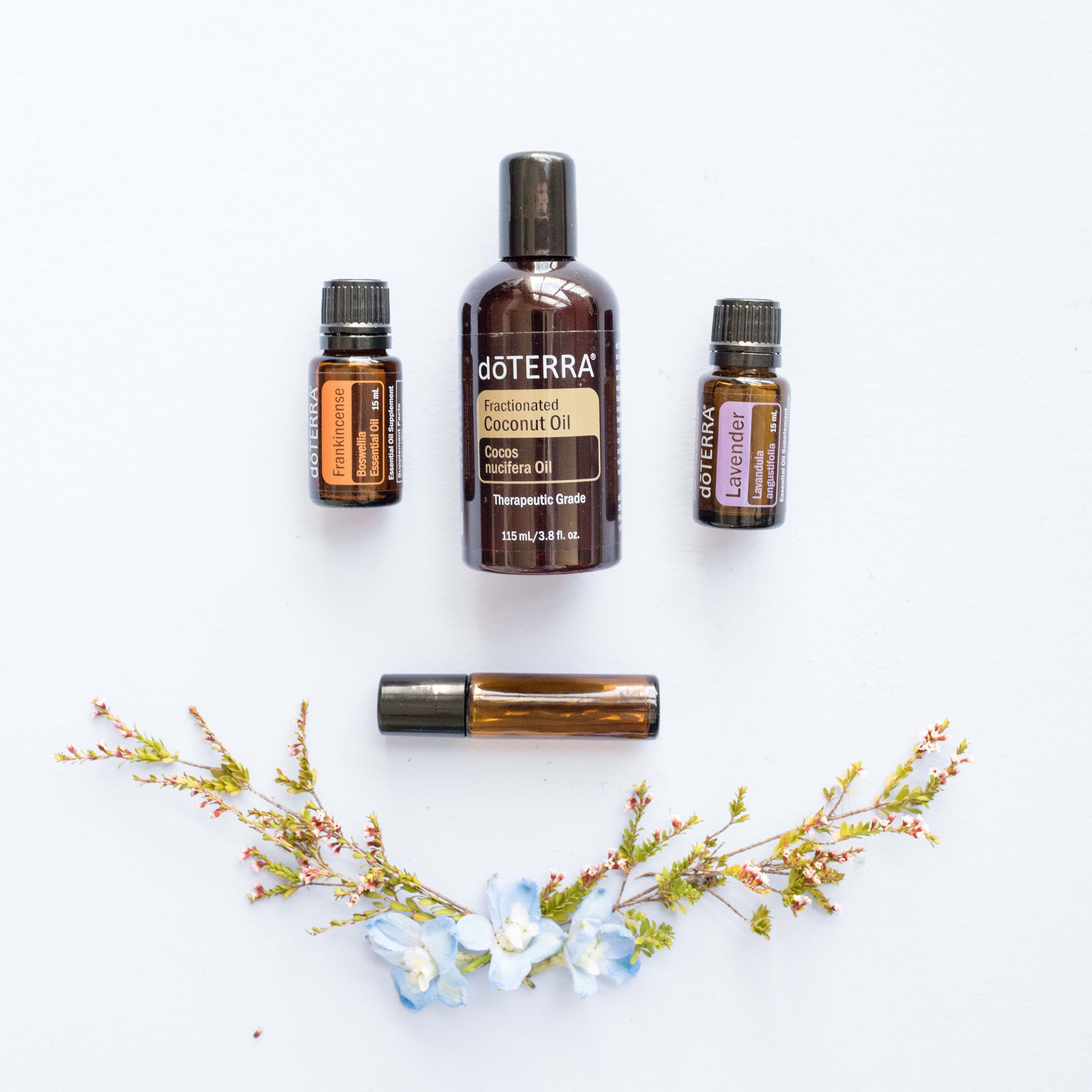 Essential Oils Makeup remover essential oils