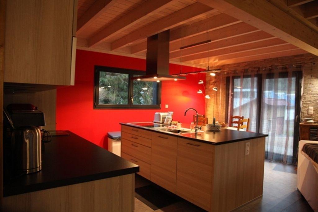 Cuisine Salle A Manger #4 - Cuisines Aviva - Cuisine Ouverte Sur - logiciel de creation de meuble d gratuit