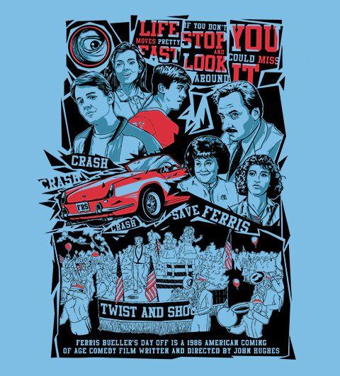 Reverbcity Shop - Camisetas/T-shirts Curtindo a Vida Adoidado
