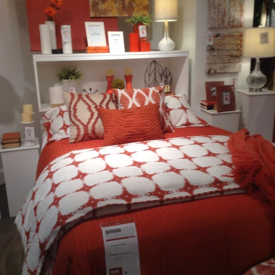 sweet dreams from ashley furniture at hpmkt red and white