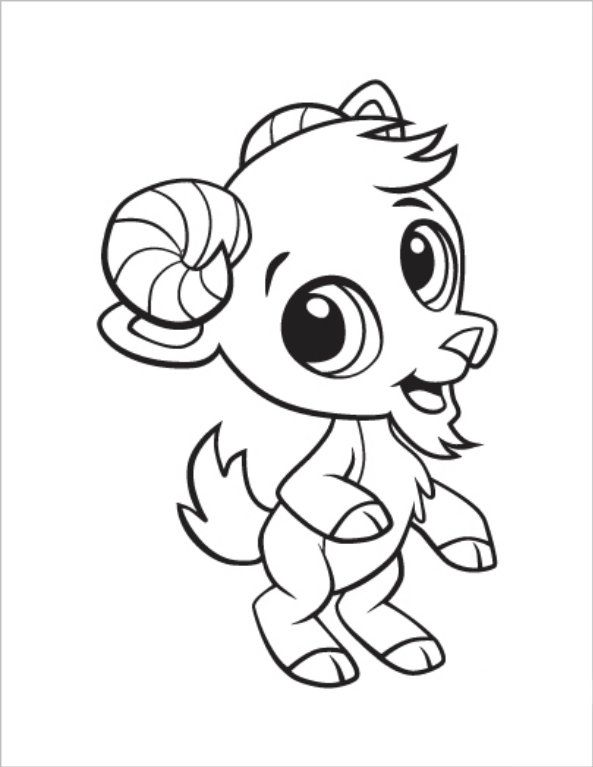 Pin by April Williams on Coloring Pages | Animal coloring ...