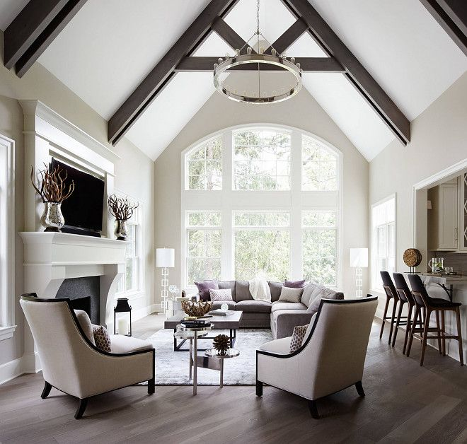 Interior Design Ideas Home Bunch An Interior Design Luxury Homes Blog Vaulted Ceiling Living Room Cathedral Ceiling Living Room High Ceiling Living Room