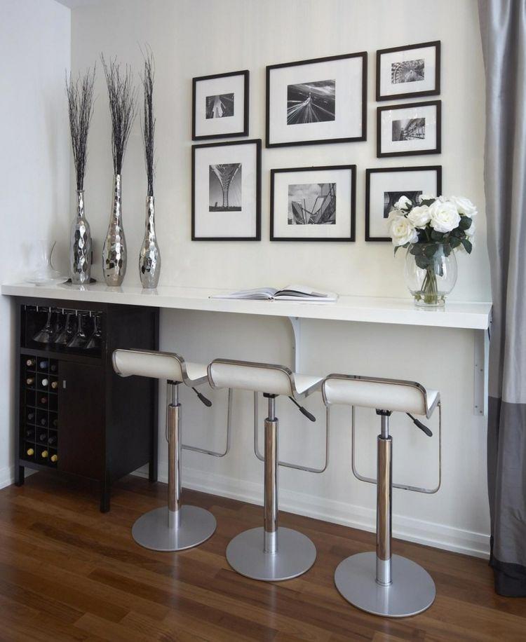 Wohnzimmer Bar - attraktive und stilvolle Ideen für eine tolle - bar f rs wohnzimmer