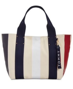 Extra Large Classic Tote Hilfiger Tommy Blue Products qEUAwtfFxn