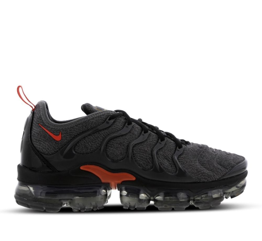 8c948dfb6ae NIKE AIR VAPORMAX PLUS COOL GREY TEAM ORANGE IN SIZES 6 7 8 9 10 11 BNIB   fashion  clothes  shoes  accessories  mensshoes  trainers  ad (ebay link)