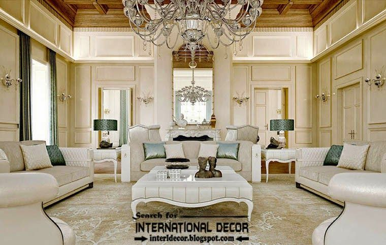 See The Luxurious Of Classic Interiors And How To Decorating Interior Design With Luxury