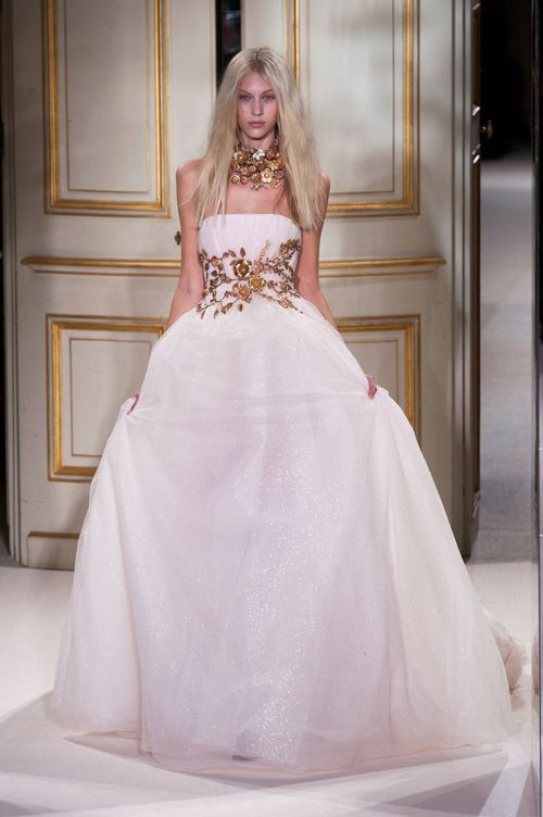 #GianbattistaValli #bridalcouture