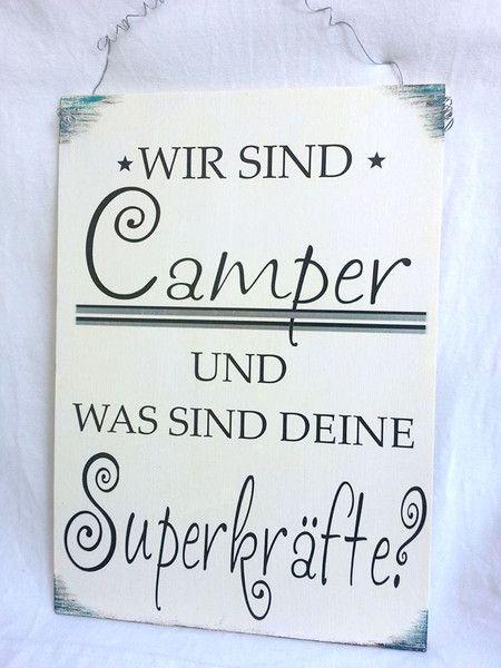 Pin Von Sabine Schlessmann Auf Spruche Camping Signs Camping Und