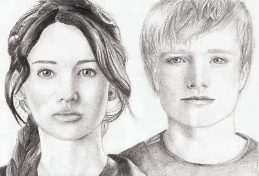 From Hunger Games By Purities Deviantart Migliori Pagine Da Colorare