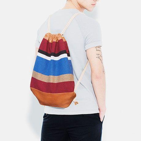 Leather Bag by Henten   MONOQI #bestofdesign