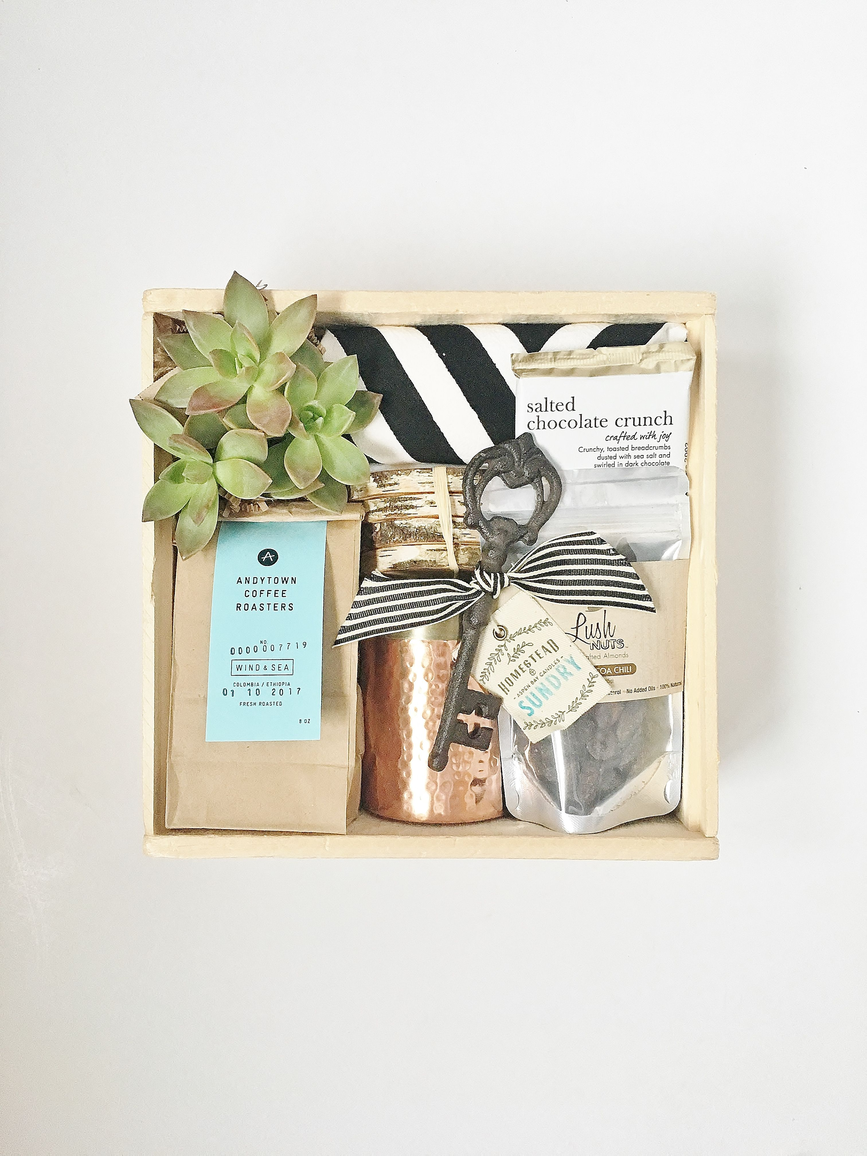 Dwell Box - Large - great for a housewarming gift, new home gift ...