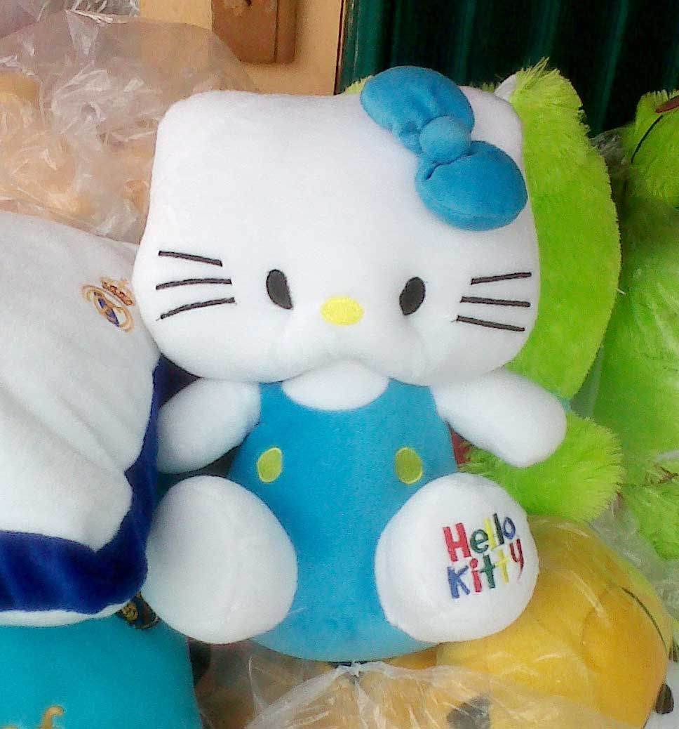 Boneka Hello Kitty Jumbo Bonekanyacom Pinterest Keropi Dan