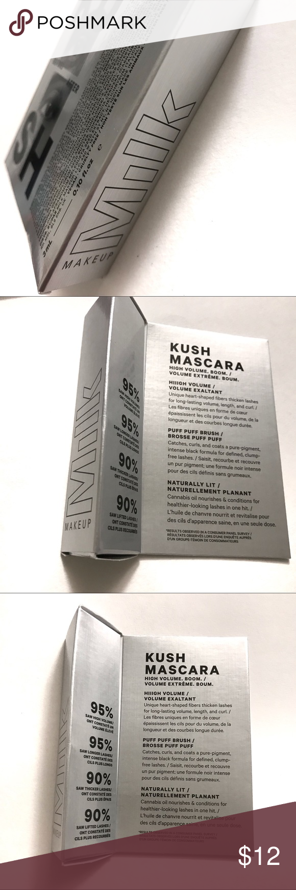 5 for 25 milk makeup kush mascara sample Milk makeup