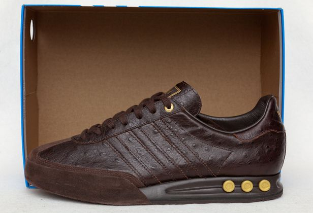 premium selection f797b d1223 ... Originals B-Sides Kegler Super HYPEBEAST adidas kegler super brown ...