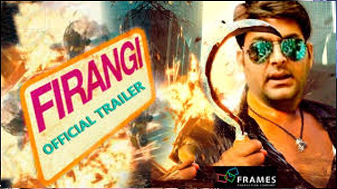 Firangi online movie trailer kapil sharma s firangi watch latest coming bollywood movie trailer s firangi on vsongs