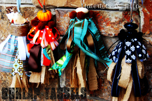 a great site for tassel ideas and how tos