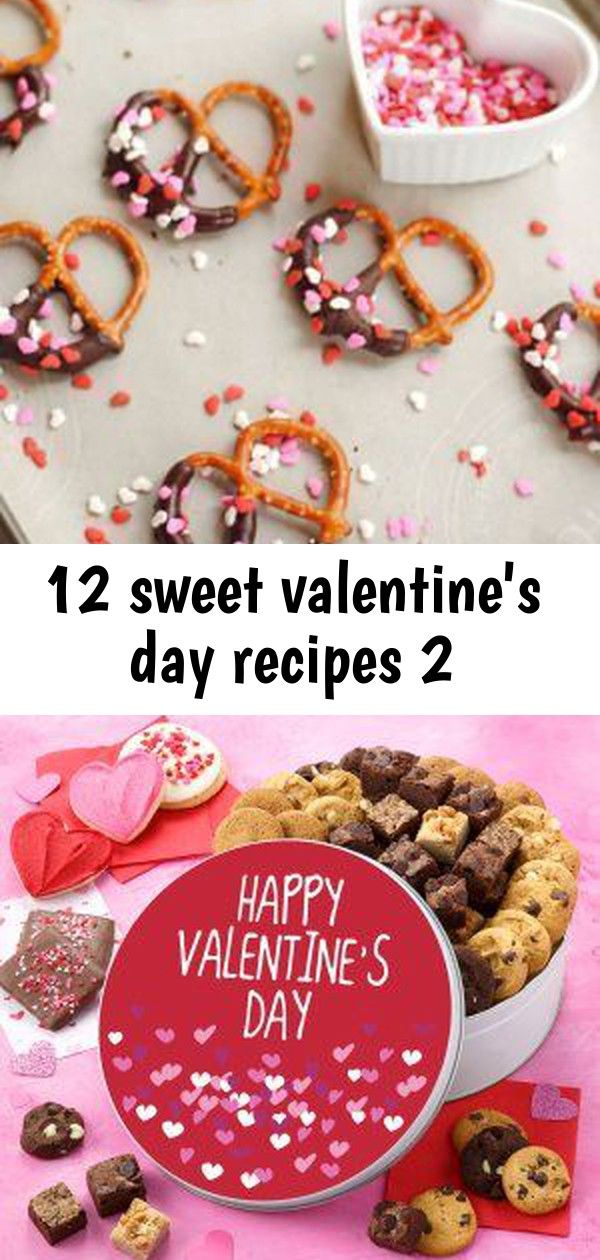 12 sweet valentine's day recipes 2