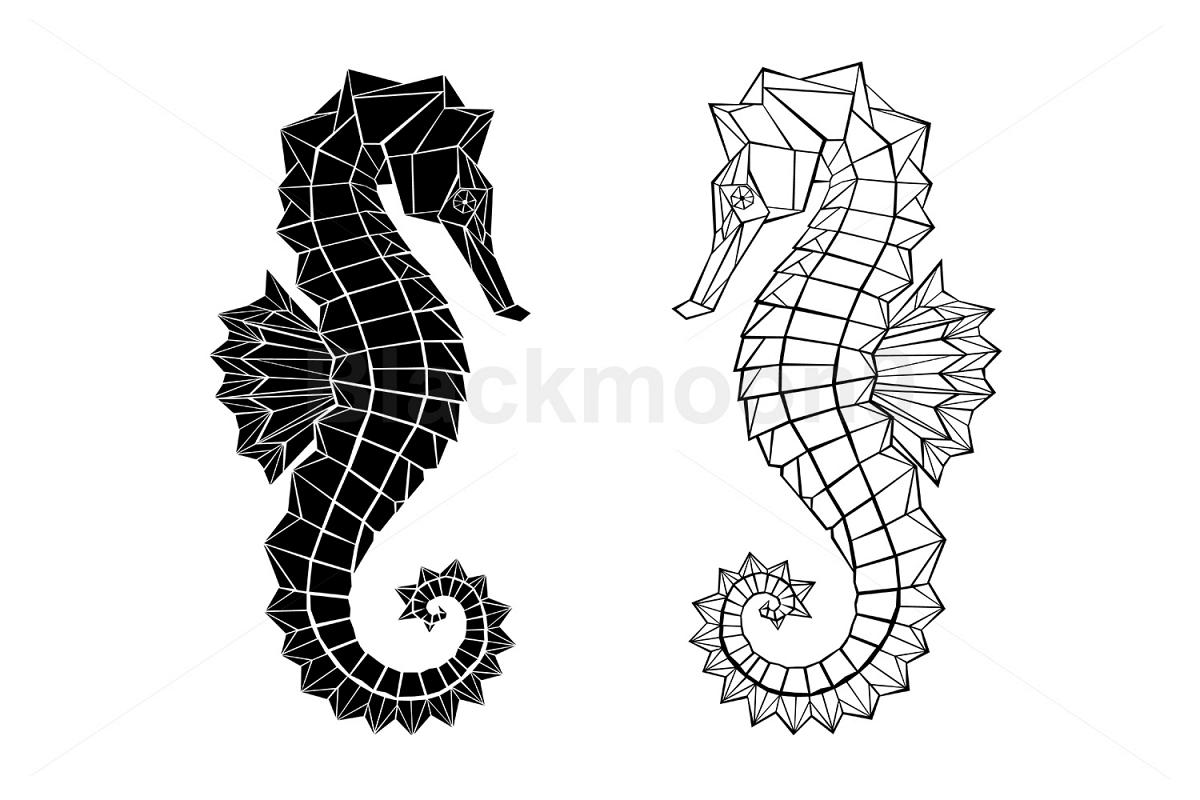 Sea Horse Clip Art Seahorse Template Png Download Horse Clip Art Seahorse Art Clip Art