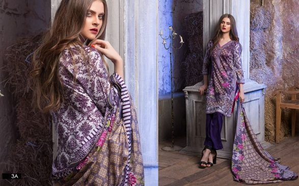 e4a49830a3 Sahil Printed Lawn Collection 2017 By ZS Textile | 1000 Ideas Of ...