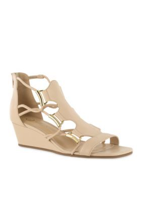 Bella-Vita Women's Isla Wedge Sandal -  - No Size