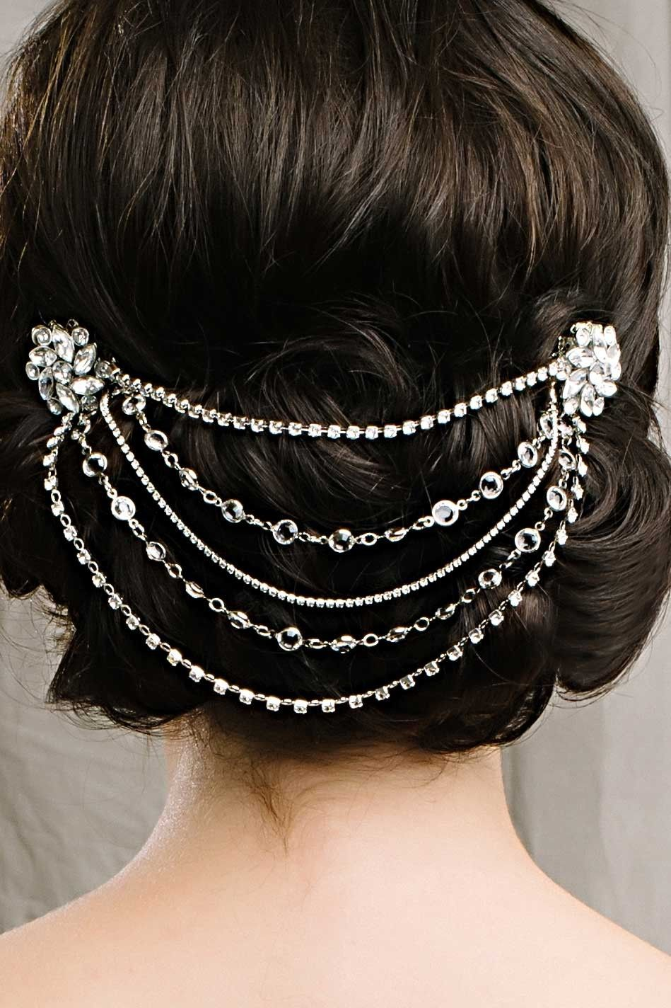 angela hair swag - inspired by fashion of the roaring '20s this
