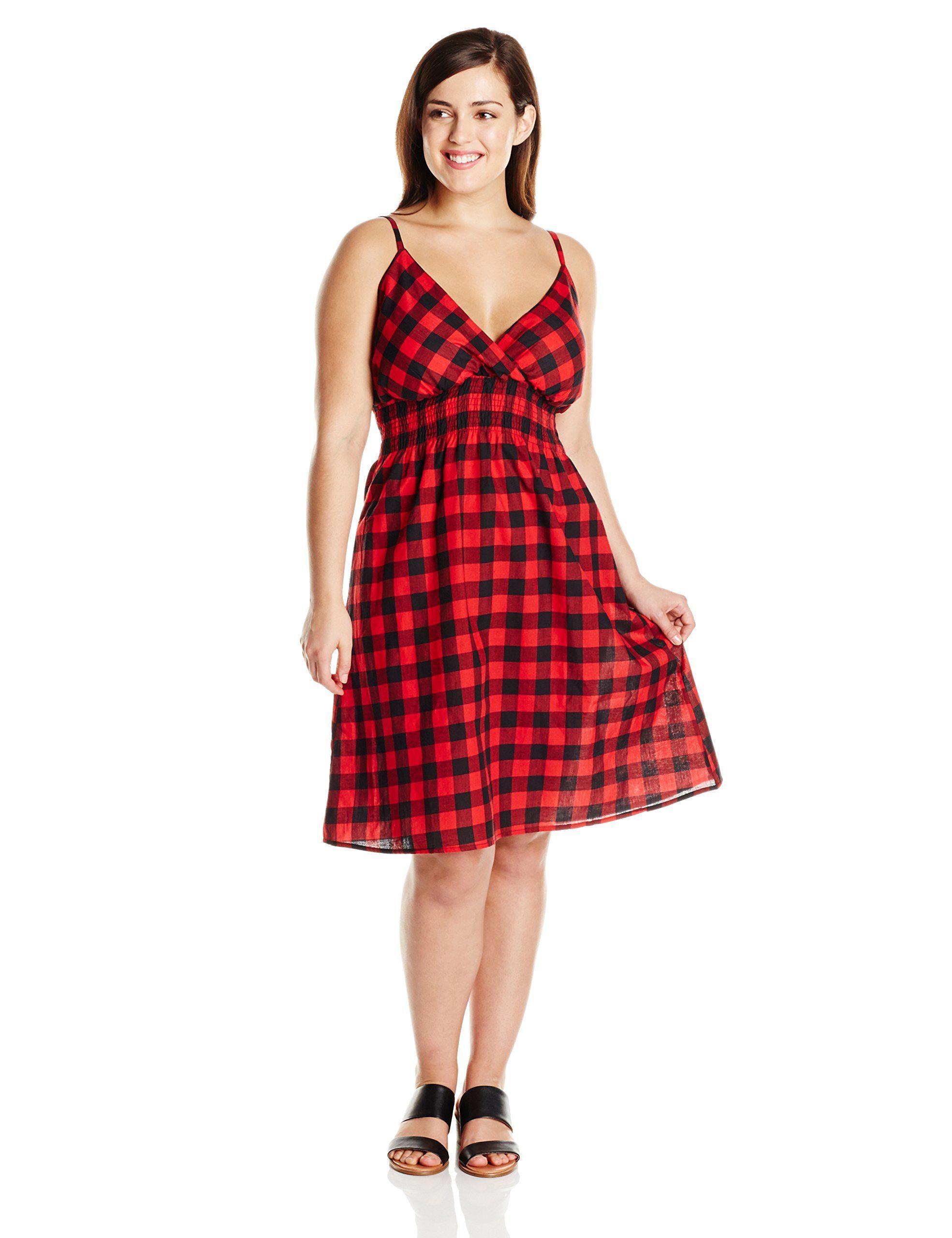 37++ Buffalo plaid dress plus size inspirations