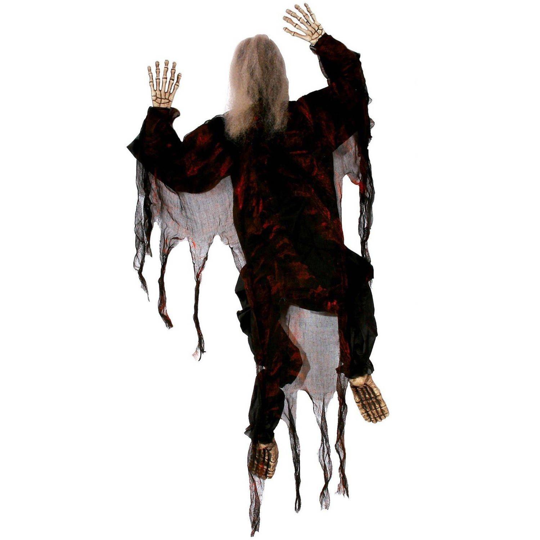Black Climbing Dead Decoration Halloween Decoration - Walmart.com ...
